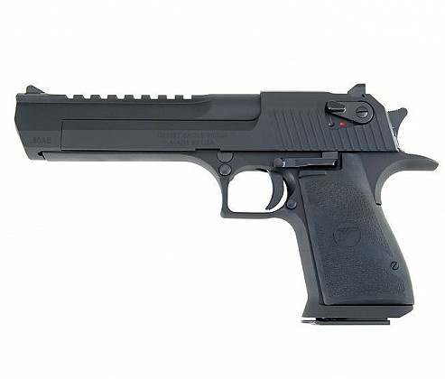 Desert Eagle Black 6''