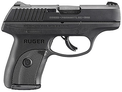 Ruger LC9S Pro (9x19mm Luger)