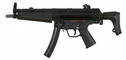 HK MP5 A5 9x19mm Luger ostrý samopal