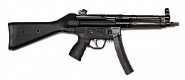 H&K MP5 9mm Luger - samopal